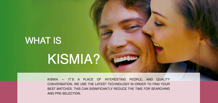 Kismia dating site