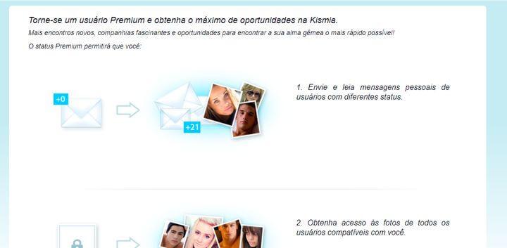 Kismia Premium e VIP