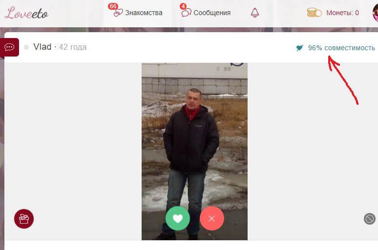Вход на ловито сайт знакомств