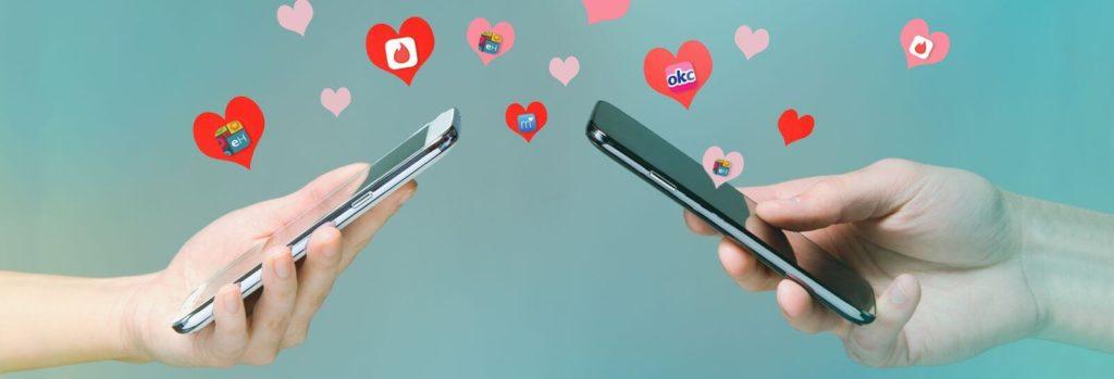 Online dating The comfort