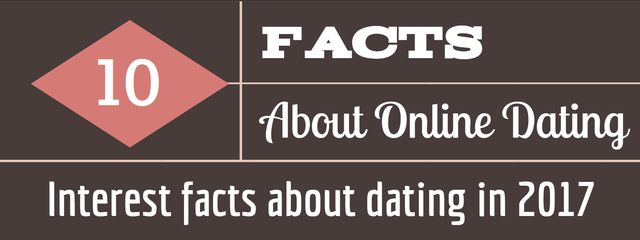 Interesting Online Dating Facts in 2017