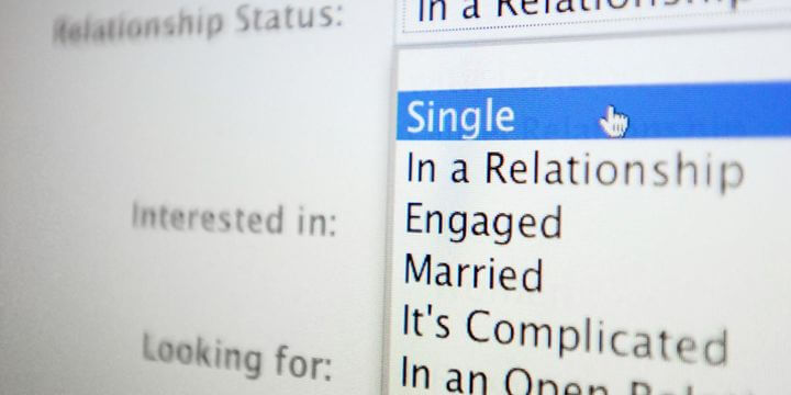 Your relationship is not official